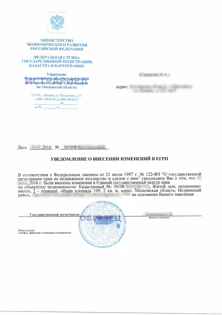 Регистрация права собственности на недвижимость за умершим ним